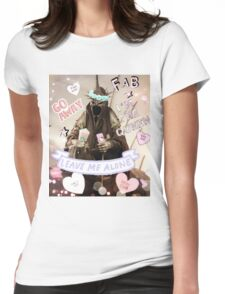 Witch King of Starbucks (Angmar) Pastel Ver. Womens Fitted T-Shirt