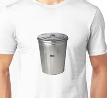 I Am Trash Print Unisex T-Shirt