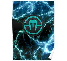 Immortals - IMT - League of Legends - Lightning Logo Poster