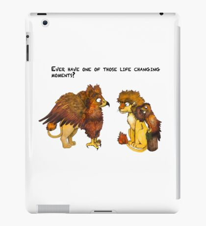 Life-changing Moments  iPad Case/Skin