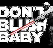 don't blush baby - chris gayle jedi by sinkko