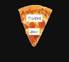 Tigers Jaw Pizza Logo Unisex T-Shirt