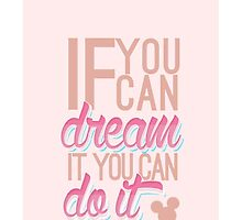 if you can dream it by lostlivvy