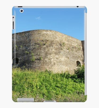 fortification wall iPad Case/Skin