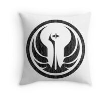 Old Republic (distressed) Throw Pillow