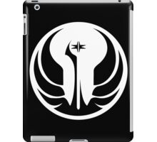 Old Republic (white) iPad Case/Skin