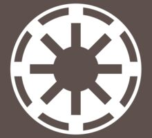 Galactic Republic (white) Kids Clothes