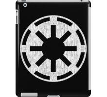 Galactic Republic (white, distressed) iPad Case/Skin