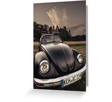 Beetlejuice Greeting Card