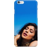 Kylie Jenner Wind iPhone Case/Skin