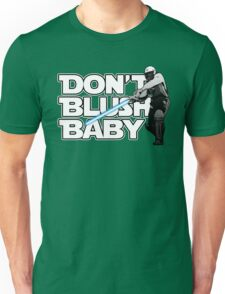 don't blush baby - chris gayle jedi Unisex T-Shirt