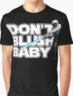 don't blush baby - chris gayle jedi Graphic T-Shirt