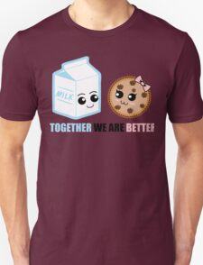 Milk and Cookie Love T-Shirt