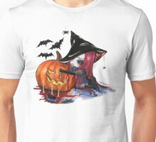 Halloween: Wicked Witch Unisex T-Shirt