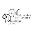 Be Disciplined by Cyndiee Ejanda