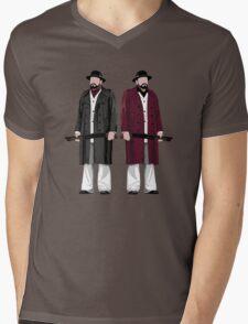 The Kitchen Brothers (FARGO) Mens V-Neck T-Shirt