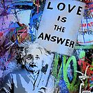 LOVE is the Answer by Michael J Armijo