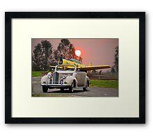 1940 Packard Convertible Sedan II Framed Print
