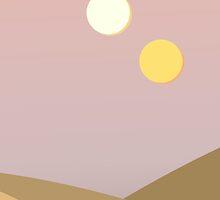 Tatooine by buchananbarnes