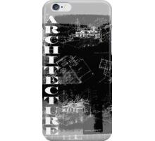 Architecture 1 iPhone Case/Skin
