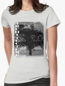 Architecture 1 Womens Fitted T-Shirt