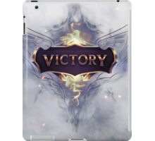 League of Legends, Champion Ship Series, Europe, Lol, Champions, Tshirt, LCS, Worlds, Riot, Rengar, Skin, op, Victory. iPad Case/Skin