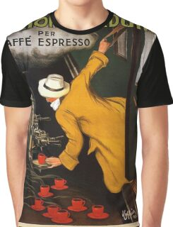Vintage poster - Vitctoria Arduino Graphic T-Shirt
