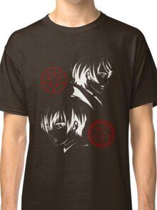 KUROSHITSUJI - Ciel and Alois Classic T-Shirt