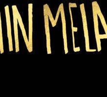 "Amin Mela Lle: ""I Love You"" in Elvish Sticker"