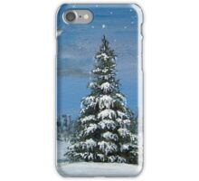 Silver Snow iPhone Case/Skin