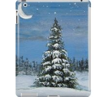 Silver Snow iPad Case/Skin