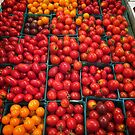 Tomatoes 2 by Christine  Wilson