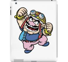 Wario Art iPad Case/Skin