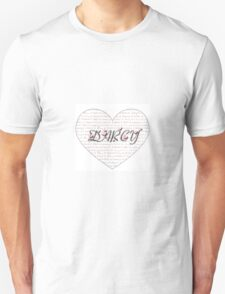 Darcy Heart T-Shirt