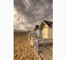 Mersea Island Beach Huts Unisex T-Shirt