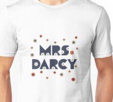 Mrs. Darcy Unisex T-Shirt