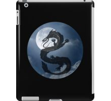 Dragon Haku Spirited Away night sky iPad Case/Skin