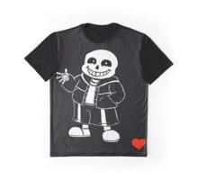 Undertale Sans Funny Graphic T-Shirt