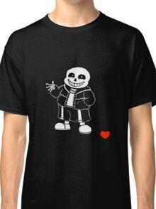 Undertale Sans Funny Classic T-Shirt