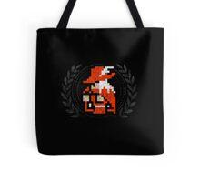 Red Mage - Sprite Badge Tote Bag