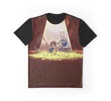 Cute Undertale Design Graphic T-Shirt
