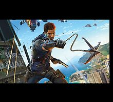 just cause 3 by dissimulo