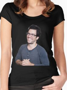 Tai Lopez Funny Meme Women's Fitted Scoop T-Shirt
