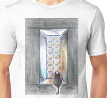 Night Cat Unisex T-Shirt