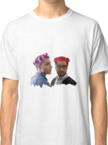 lito and hernando with flower crown Classic T-Shirt