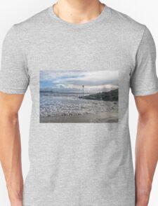 Lyme Regis Seascape 5 - January 2016 Unisex T-Shirt