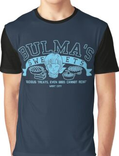 Bulma's Sweets Graphic T-Shirt