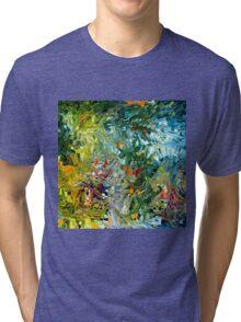 modern composition 31 by rafi talby Tri-blend T-Shirt