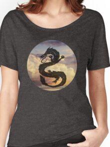 Dragon Haku Spirited Away clouds Women's Relaxed Fit T-Shirt