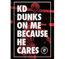 Dunk Me Photographic Print